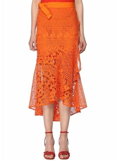Beymen Collection Etek Oranj